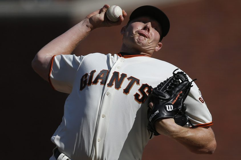 Arizona Diamondbacks vs San Francisco Giants