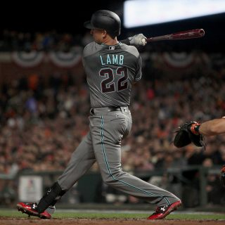 Inches fall way of D-Backs in Giants defeat
