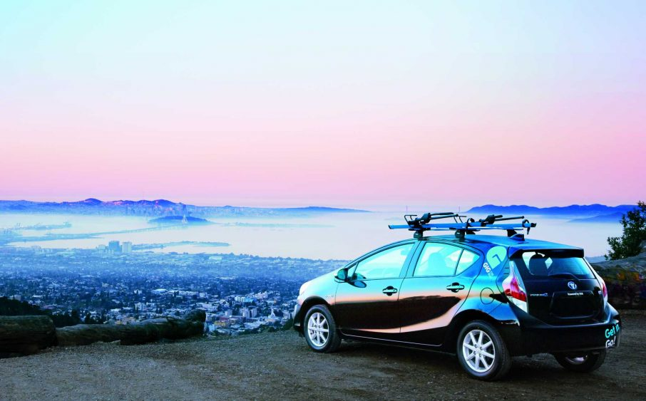 aaa leaps into car sharing with gig sfbay san francisco bay area news and sports. Black Bedroom Furniture Sets. Home Design Ideas