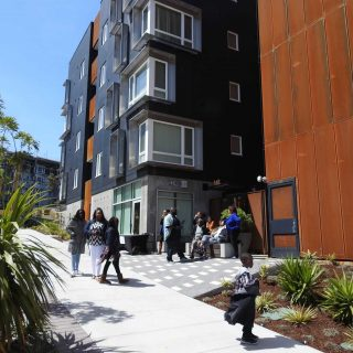 Hunters View public housing celebrates rebirth
