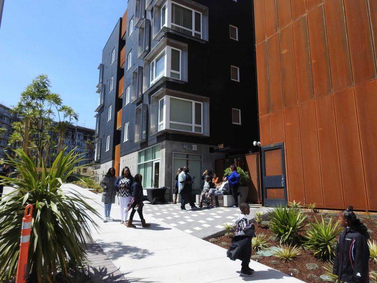Hunters View public housing