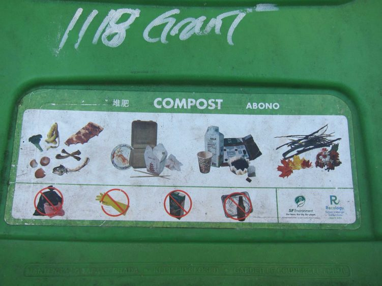 San Francisco compost