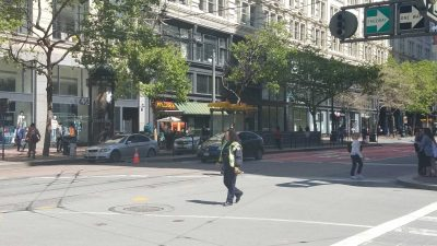 San Francisco power outage