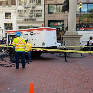 Power rest­ored in San Francisco after sweeping outage