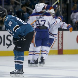 Sharks scramble to season's end but come up short