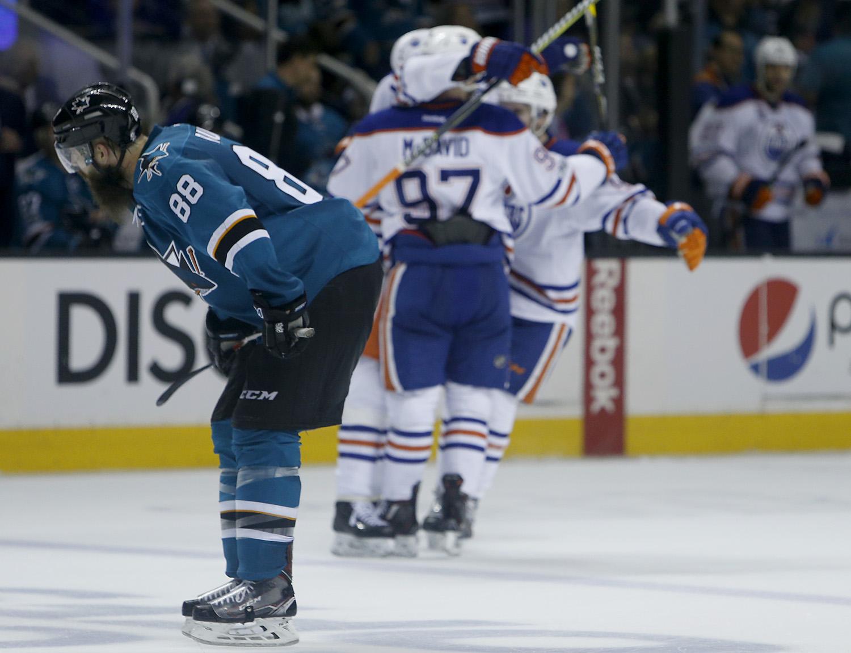 Edmonton Oilers vs