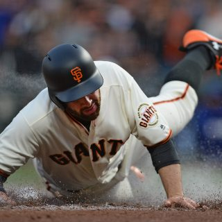 Needing shake-up, Giants welcome No. 2 prospect