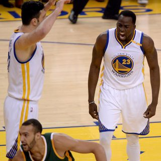 Volatile Green remains key to Warriors success