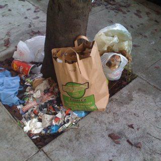 Litter, trash trending on San Francisco streets