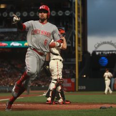 Cincinnati Reds vs San Francisco Giants