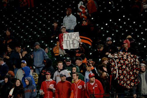Cincinnati Reds vs San Francisco Giants