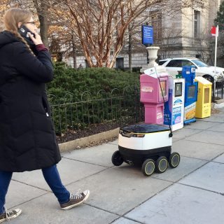 SF supervisor floats ban on delivery robots