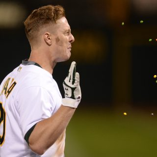 Canha lifts A's past Red Sox with walk-off winner