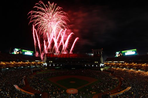 Boston Red Sox vs Oakland Athletics
