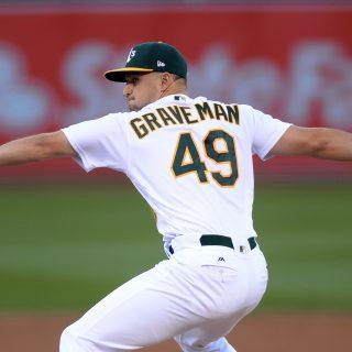Graveman nears return as A's, Gray creep to deadline