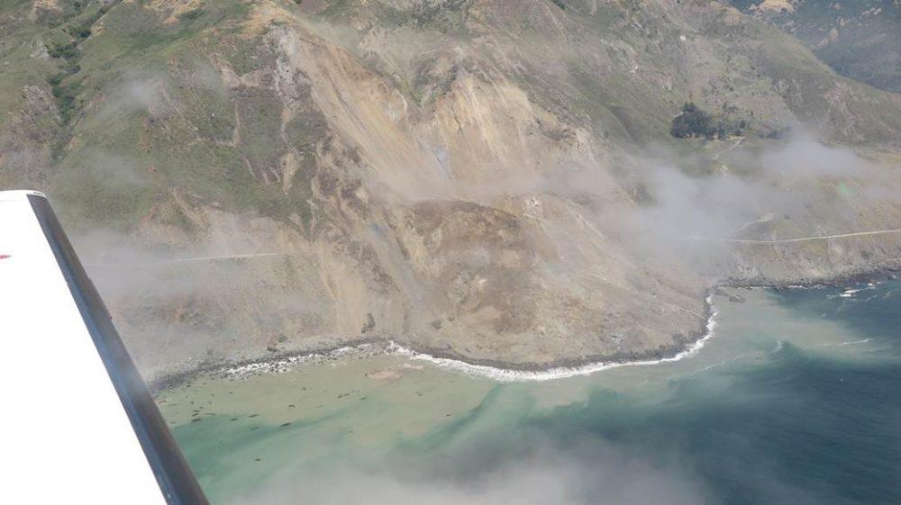 Monterey Mud Slide