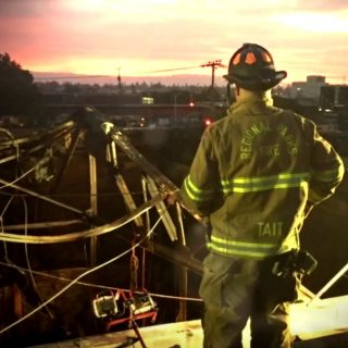 Emotional scars persist for Ghost Ship firefighters