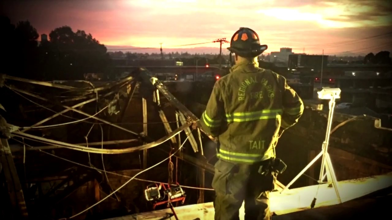 Oakland firefighter
