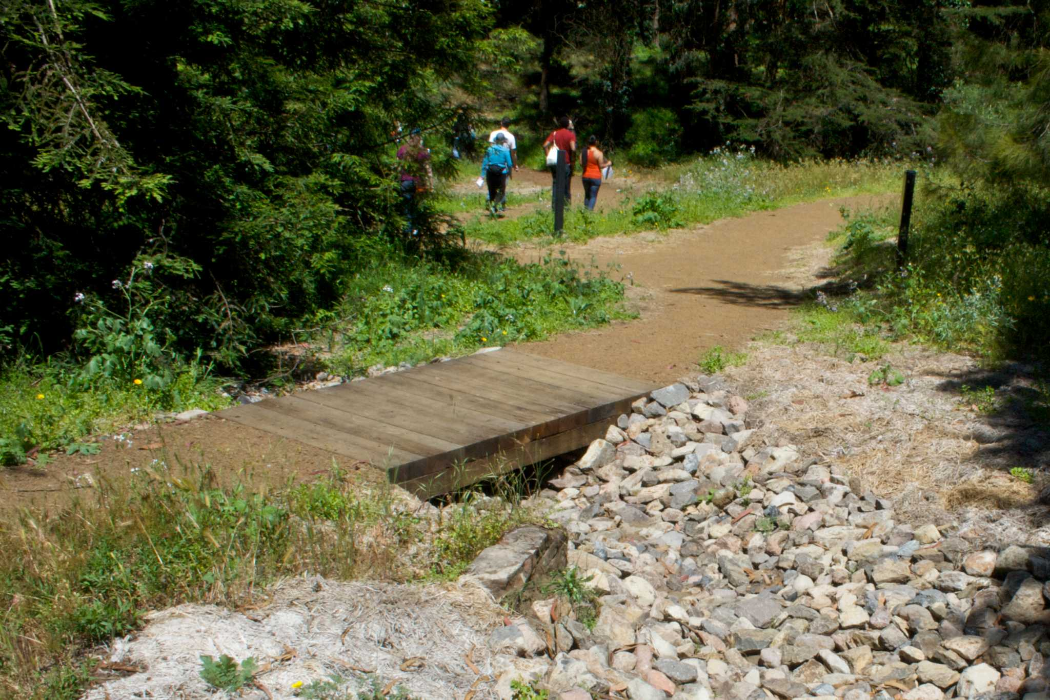 Park Trail Presidio