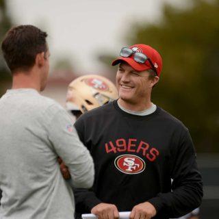 49ers receiver battle heats up as Goodwin, Taylor shine