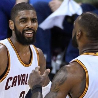 Chaos, Cavaliers reign in explosive Game 4