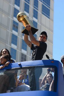2017 Warriors Parade