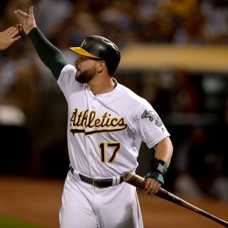 Yonder Alonso earns All-Star nod after breakout first half