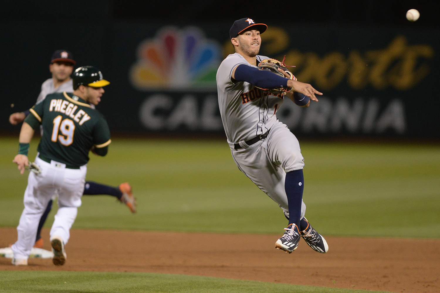 Houston Astros vs Oakland Athletics