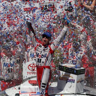 Kevin Harvick sweeps to sweet Sonoma weekend