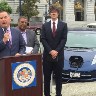 Bill sweetens deal for more California electric car buyers