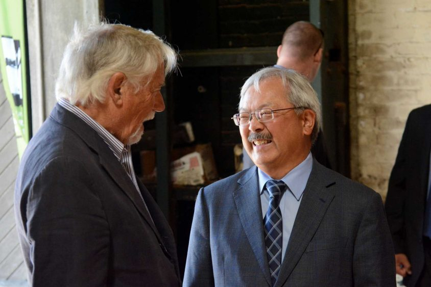 Politiicians, public react to passing of Ed Lee