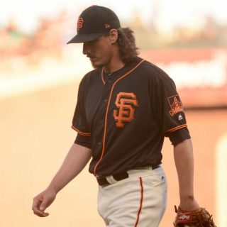 Giants hope 'Shark' can take bite out of bullpen workload