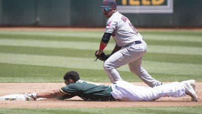 Oakland Athletics vs