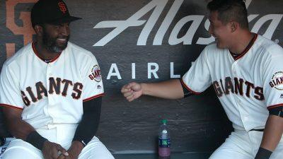 Cleveland Indians vs San Francisco Giants