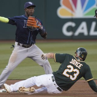 Rays swipe A's momentum with 3-2 victory