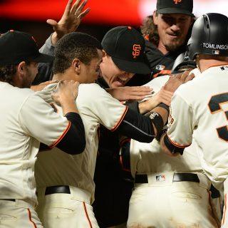 Nunez, Gillaspie deliver Giants 10th-inning win