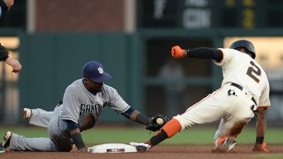 San Diego Padres vs San Francisco Giants