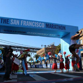Bay residents win 40th annual SF Marathon