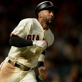 Nunez offers elusive 'W' as Giants parting gift