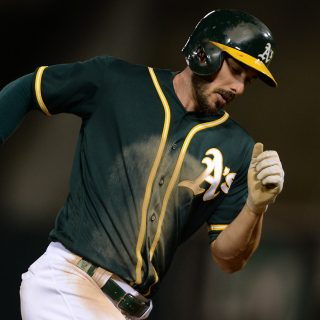 A's outfielder suspended over anti-gay slur