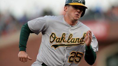 Oakland Athletics vs San Francisco Giants