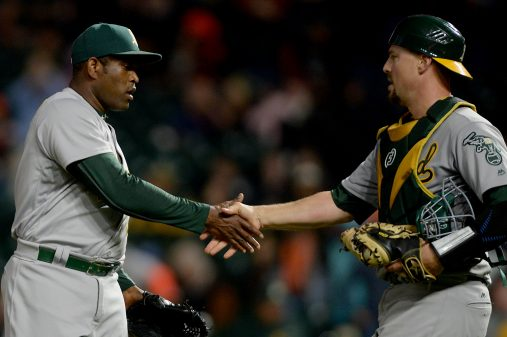 Oakland Athletics vs San Francisco Giants