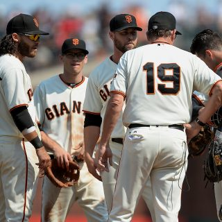 For 98-loss Giants, enough change may not be coming