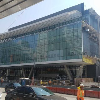 Moscone Center expansion compl­etes second phase