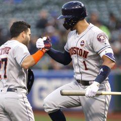 Houston Astros vs Oakland Athletics