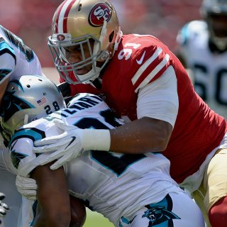 49ers place Armstead on IR during busy Tuesday
