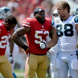 49ers cut NaVorro Bowman after he asks them to