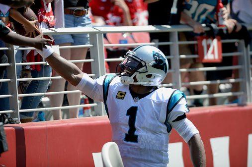 Carolina Panthers vs