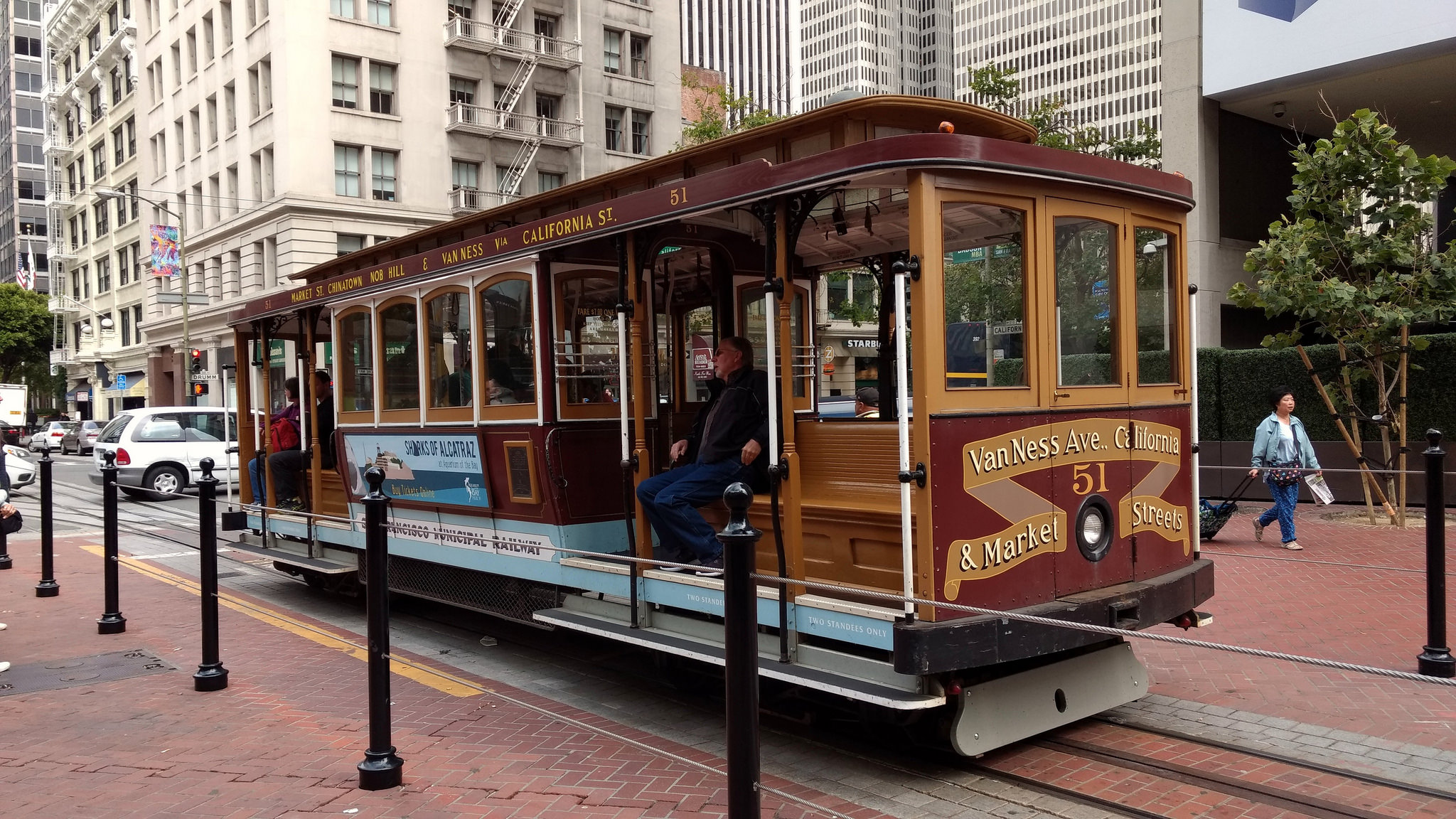 California Cable Car