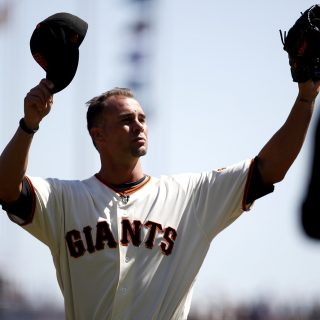 Giants reflect on Ryan Vogelsong, the teammate